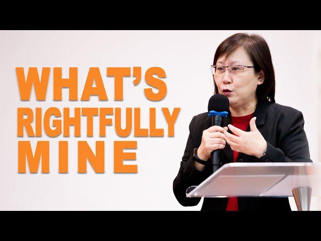 Lynn: What's Rightfully Mine