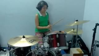 Tere Bina - Drum Cover by Smiti.