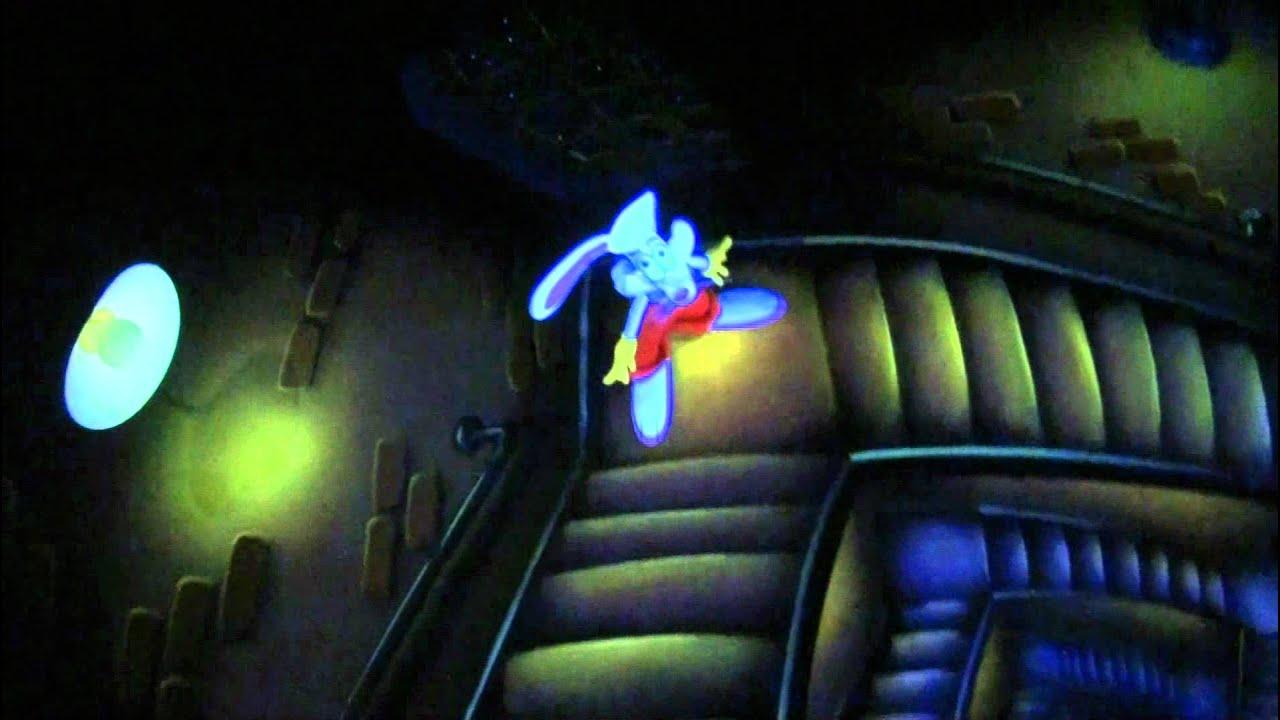 Roger Rabbit S Cartoon Spin Pov Dark Ride Tokyo Disneyland