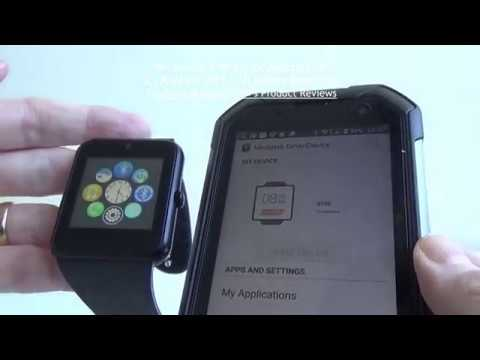 GT08 Smartwatch Review
