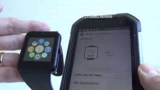 GT08 smartwatch review