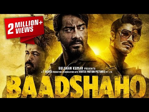 Download Baadshaho (बादशाहों) 2 Sep 2017 - Full Bollywood Movie Promotion Event Video