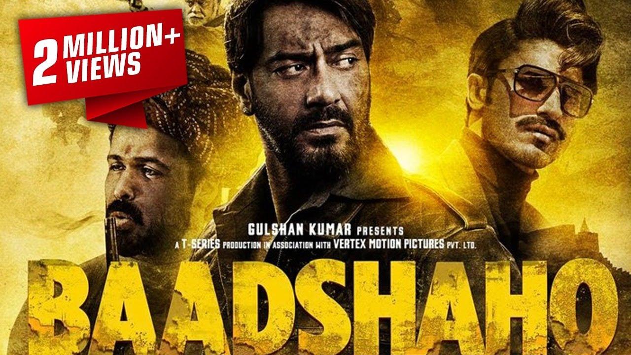 Download Baadshaho (बादशाहों) 2 Sep 2017 - Full Bollywood Movie Promotion Event Video