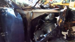 DUMAS récupération moteur PORSCHE 996