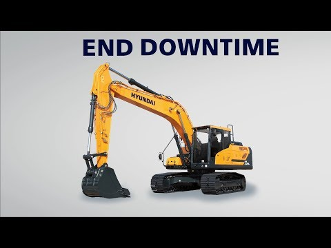End Downtime With Hyundai Construction Equipment's Warranty