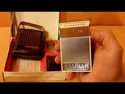 Radio Oxford de Luxe