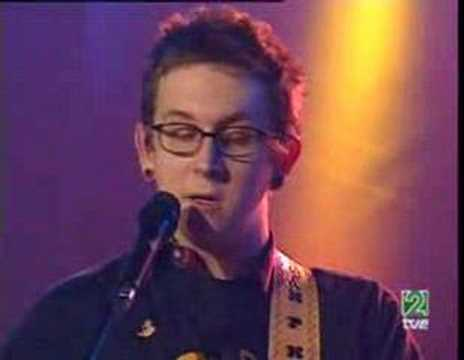 Micah P Hinson - Stand In My Way (live)