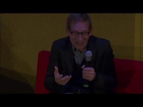 La Scam Invite : Pierre Cassou-Noguès et Maurice Benayoun, VR - #ILOVETRANSMEDIA 2017