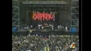 Slipknot - Live Gods Of Metal 2000 Completo