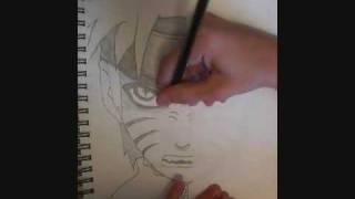 How to Draw Naruto Sage Fox Mode