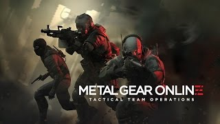 Metal Gear Online 3 - MGS5 Multiplayer Gameplay PvP First Matches Full Livestream [1080p 60fps]