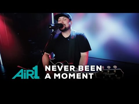 Micah Tyler Never Been A Moment  at Air1