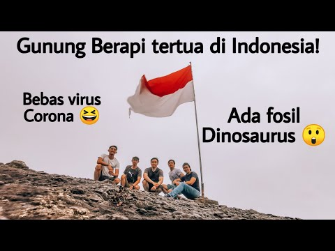 gunung-berapi-tertua-di-indonesia