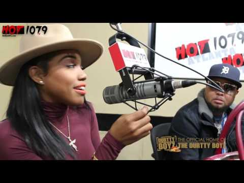 Labri Shares Her Story From Stripper Sunday's To Model Monday's