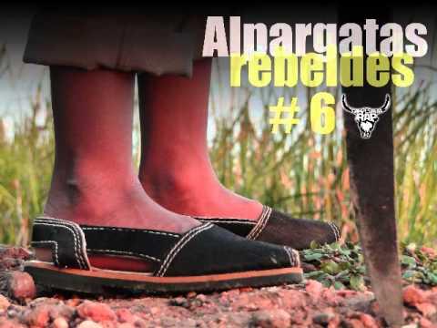 Alpargatas Rebeldes Campesinos Rap 2015