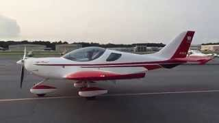 2010 SportCruiser Engine Start and Taxi - Sport Crusier, Piper Sport
