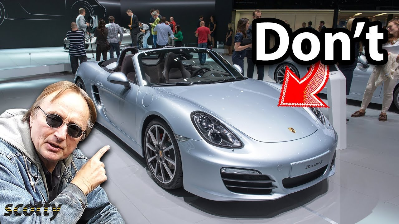 Why Not to Buy a Porsche - The Worst Sports Car - YouTube