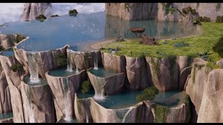 """""""Angry Birds в кино"""" Озеро мудрости"""