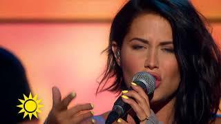 Molly Sandén framför nya singeln