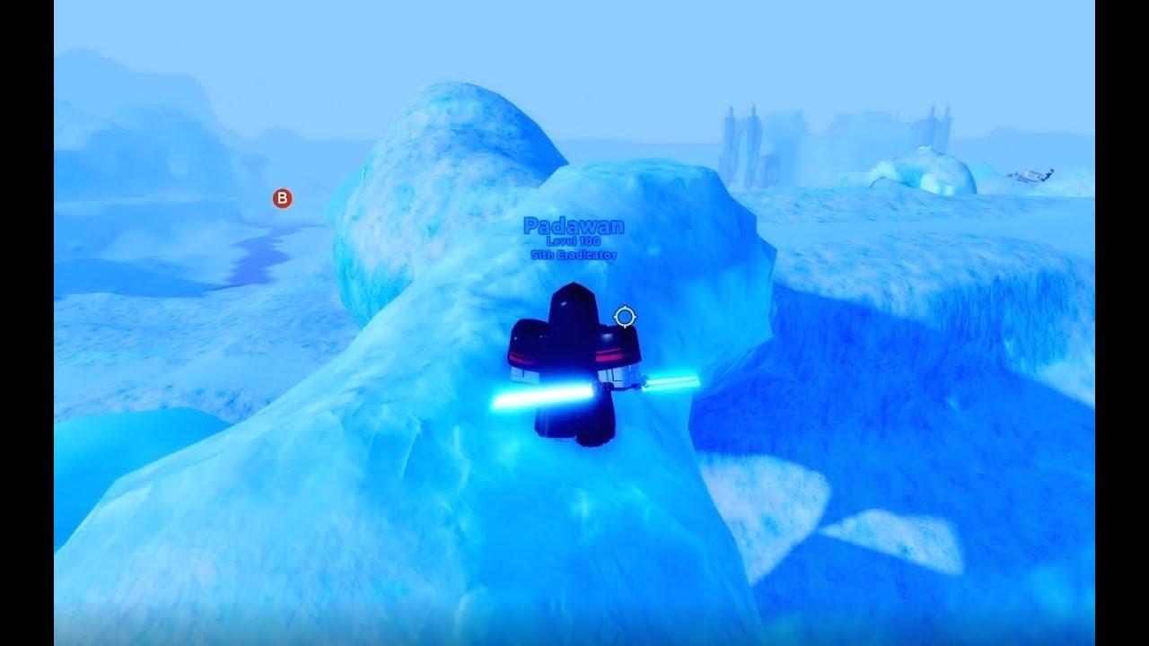 Level 100 In Ilum 2 Roblox Star Wars Youtube