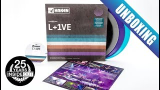 HAKEN – L+1VE (Unboxing)