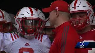 4 Downs: Sean Callahan's takeaways from Nebraska football spring game