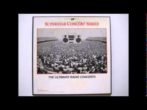 The Cars Live 1986 Westwood One Superstar Concert Series You Are The Girl Track 5