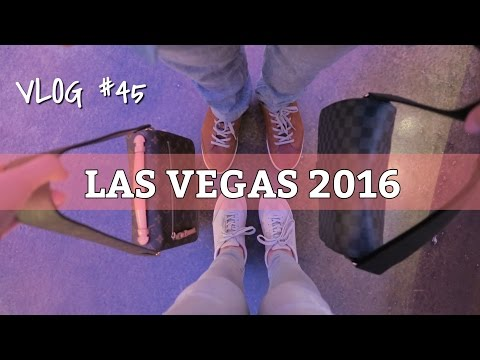 VLOG #45 LAS VEGAS 2016 + Major Sunglasses Haul & OOTDs   FashionablyAMY
