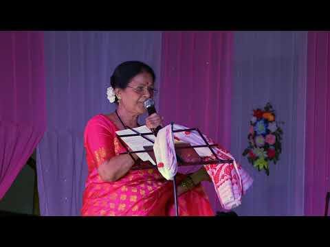 Dr. Anima Choudhury-Goalparia Lok Geet
