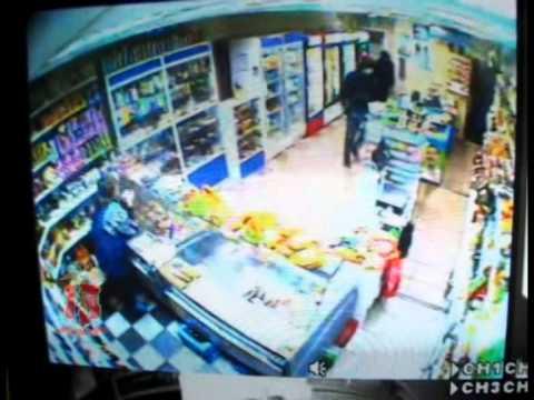 видео: В Канске полицейскими раскрыта серия разбойных нападений на магазины