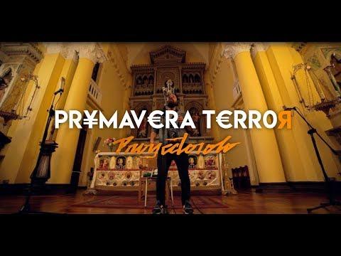 Proyectosolo - Primavera Terror (Oficial live)