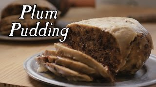 Plum pudding 18th century cooking with Jas Townsend and Son S4E6