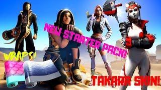 Fortnite-PUC, Egyptian skins, new Starter Pack! V 9.10! #fortbytesegítség
