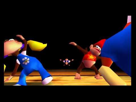 Donkey Kong 64 - DK Rap (Instrumental)