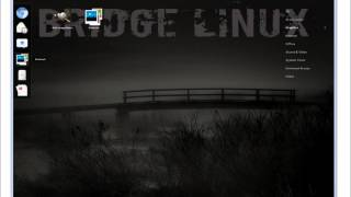 Bridge Linux 2012.8 Gnome Presentation