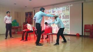 Funny skit on teacher's day thumbnail