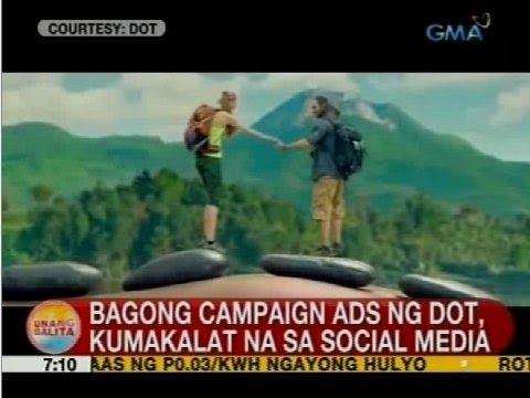 UB: Bagong campaign ads ng DOT, kumakalat na sa social media