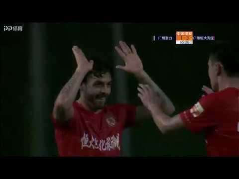 Guangzhou R&F 2-4 Guangzhou Evergrande