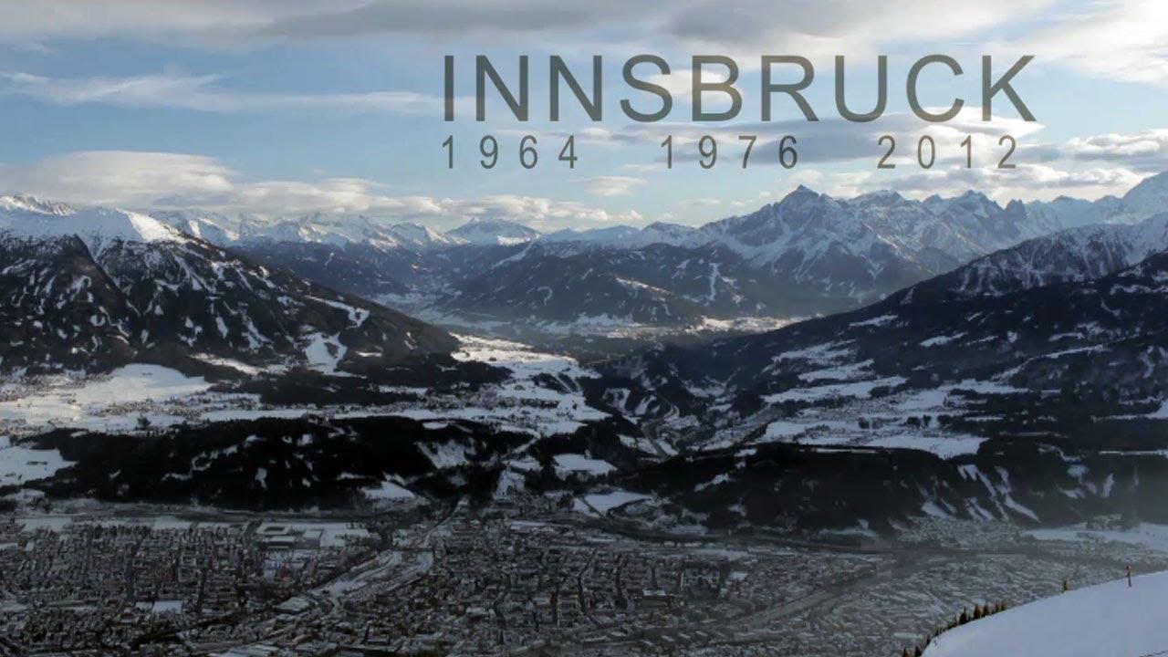 Innsbruck 1964 1976 2012 Olympic Legacy Youtube