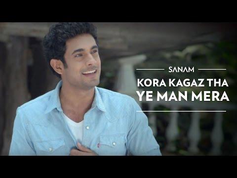 Kora Kagaz Tha song lyrics