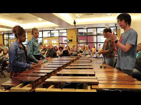Queen - Somebody To Love - Marimba Cover