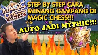 CARA MAIN MAGIC CHESS GAMPANG TAPI AUTO WIN ?!? CARANYA MUDAH !!