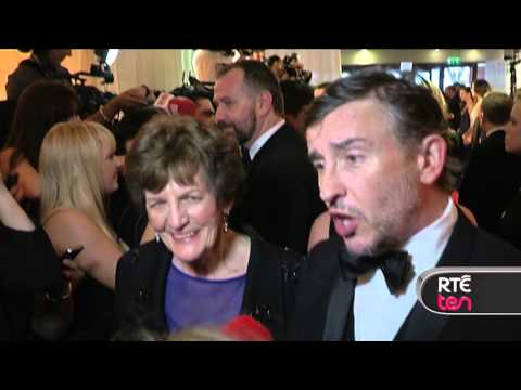 IFTA 2014 - All the A listers on the Red Carpet