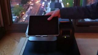 iPad POS for Restaurants - POS Hardware Demo - Digital Reality in New York City (NYC)