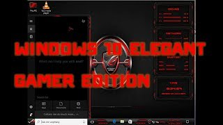 (2019) Windows 10 ELEGANT GAMER Edition 64bit Free Download and Full Review