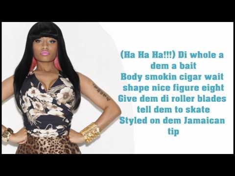Nicki Minaj - Hold Yuh Verse Lyrics