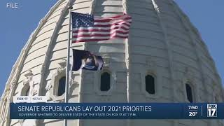 Sen. Victory joins Fox 17 to discuss Republican Priorities for 2021