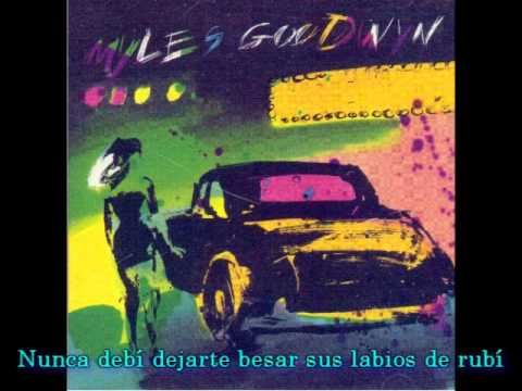 Myles Goodwyn - My Girl (subtitulos en español)