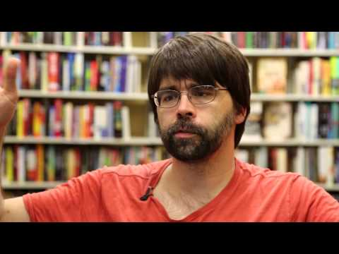 Writers on the Fly: Joe Hill