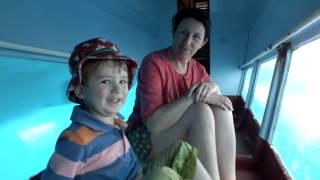 Tropical Delfin glass bottom boat, Santa Ponsa Majorca - HD.